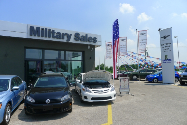 Military Used Car Sales Ramstein